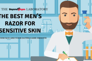 reviewers found the best men's razor for sensitive skin
