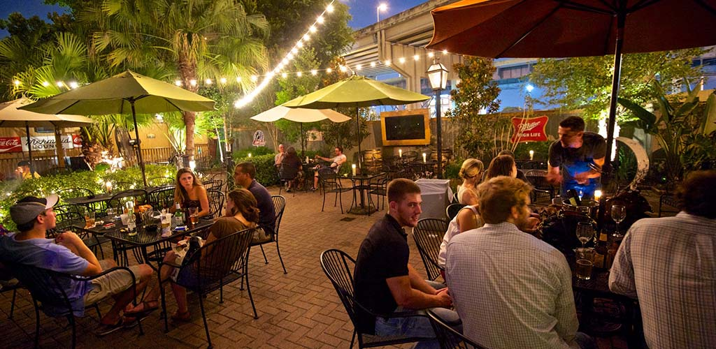 The Rusty Nail is the right kind of neighborhood bar where you can get laid in New Orleans