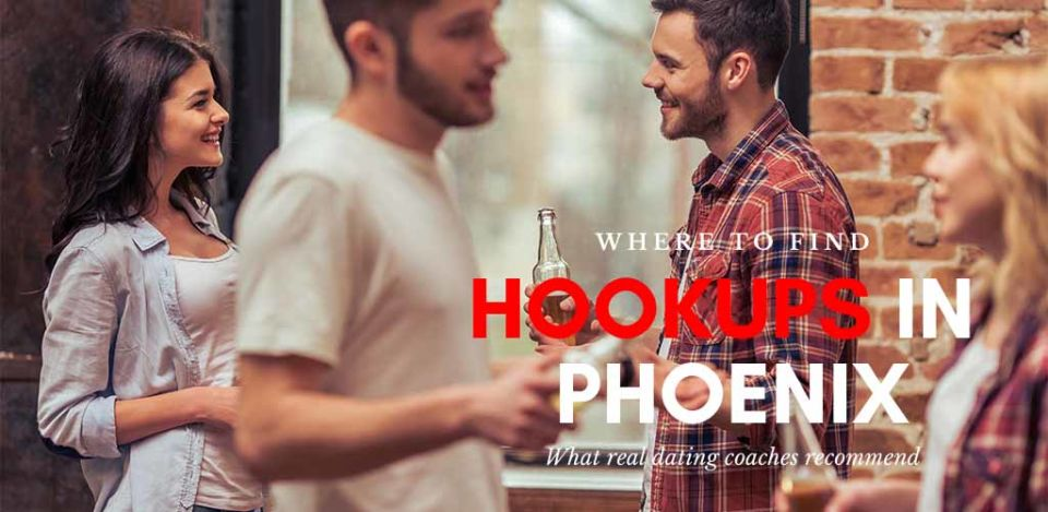 A party where it's easy to find Phoenix hookups