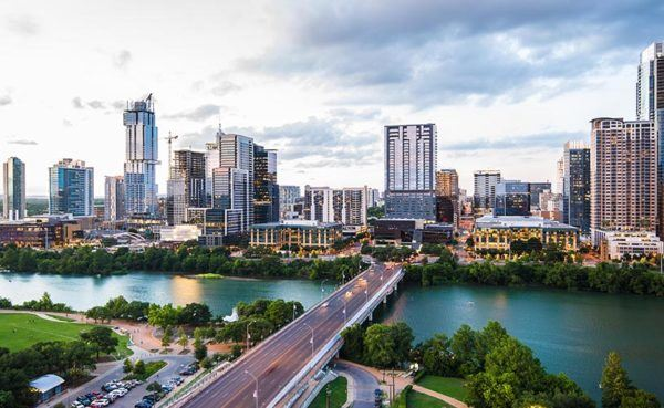 Various locations to meet a BBW in Austin