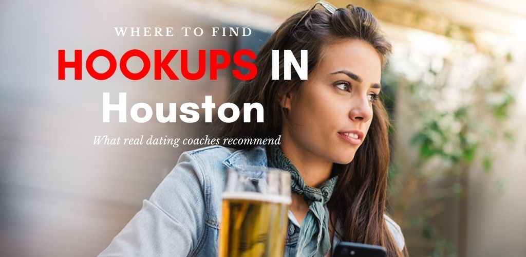 Young single woman looking for Houston hookups over a beer