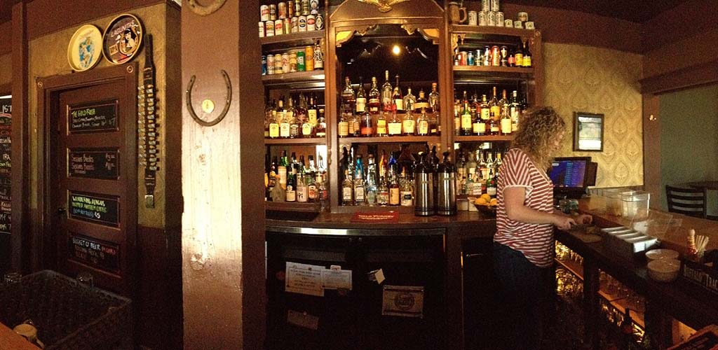 Landmark Saloon will transport you to the Old West and get you laid in Detroit