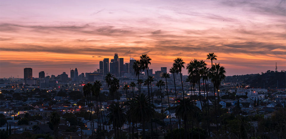 All the spots where you can meet a BBW in Los Angeles