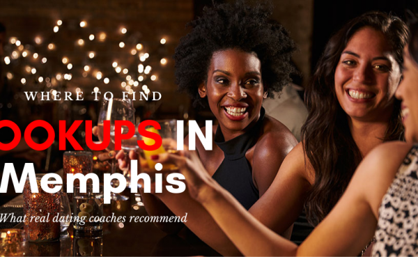 Three girls at a bar in search of Memphis hookups