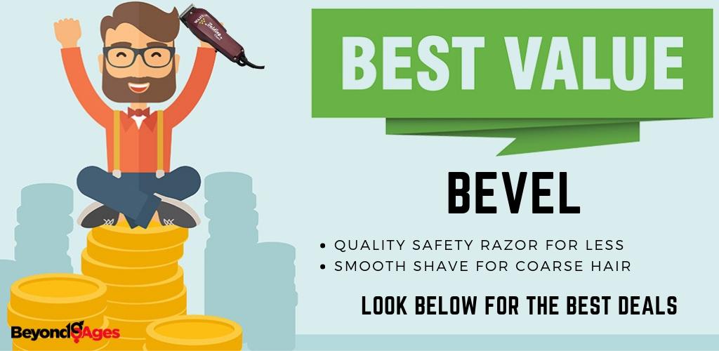 best men's razor for coarse hair best value option