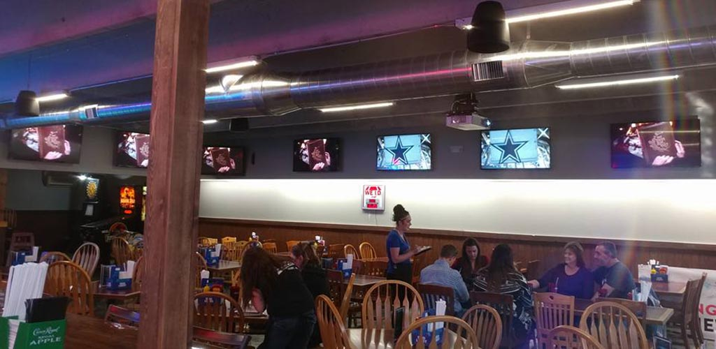 Little Busters is great for happy hour food, bar games and single looking for Wichita hookups