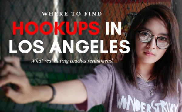 Young woman seeking hookups in Los Angeles in the daytime