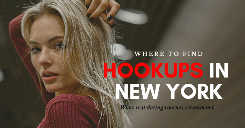 Woman on the way to look for New York hookups