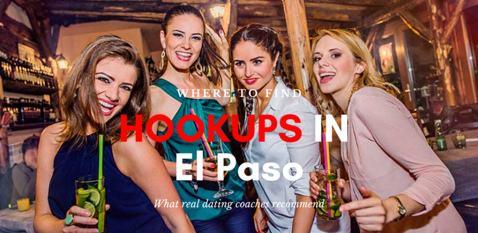 Girls partying while looking for El Paso hookups