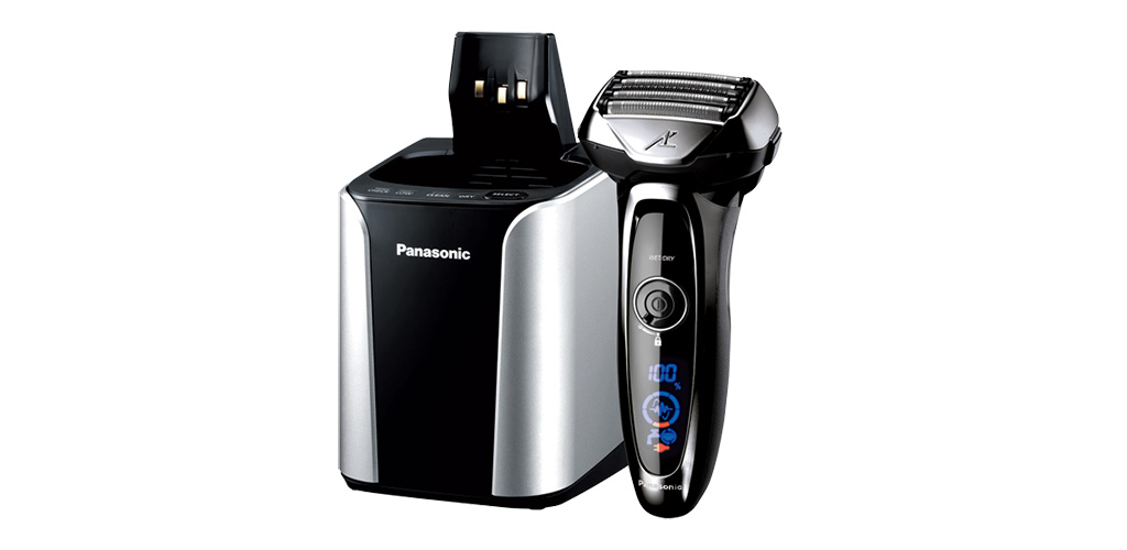 The Panasonic Arc5 Electric Razor is the Top Rated Men's Razor for Those with Acne Prone Skin