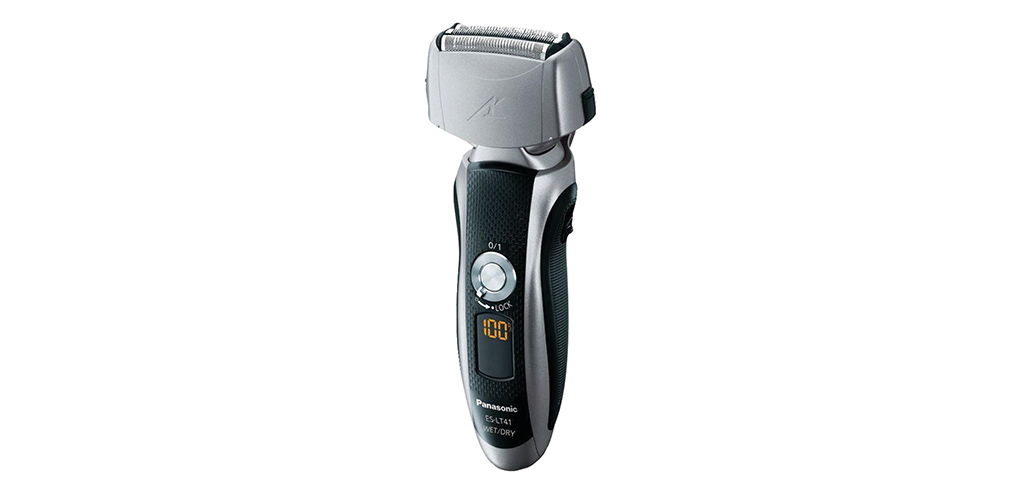 The Panasonic ES-LT41-K ARC 3 is the Best Value Electric Razor for Sensitive Skin