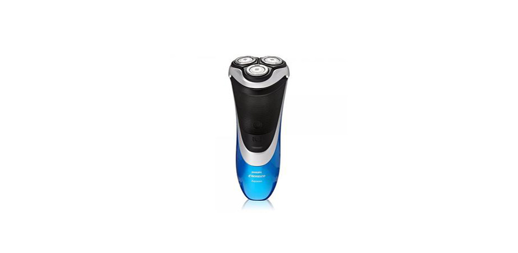 The Philips Norelco 4100-AT810-46 is the Best Budget Electric Razor for Sensitive Skin