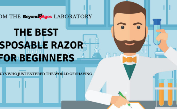 Laboratory testing to find the best disposable razor for beginners