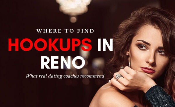 A woman sitting in a wooden bar looking for hookups in Reno