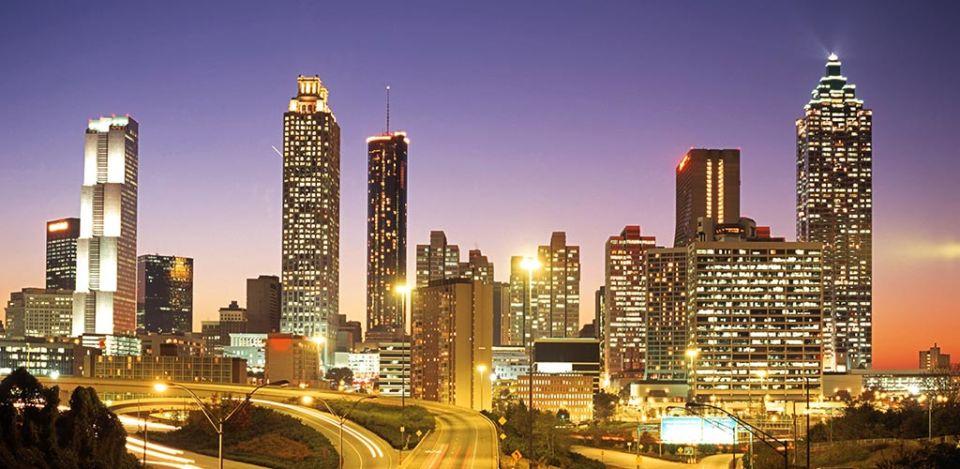A great evening to meet BBW in Atlanta Georgia