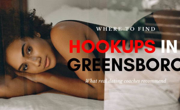 A sexy woman looking for Greensboro hookups
