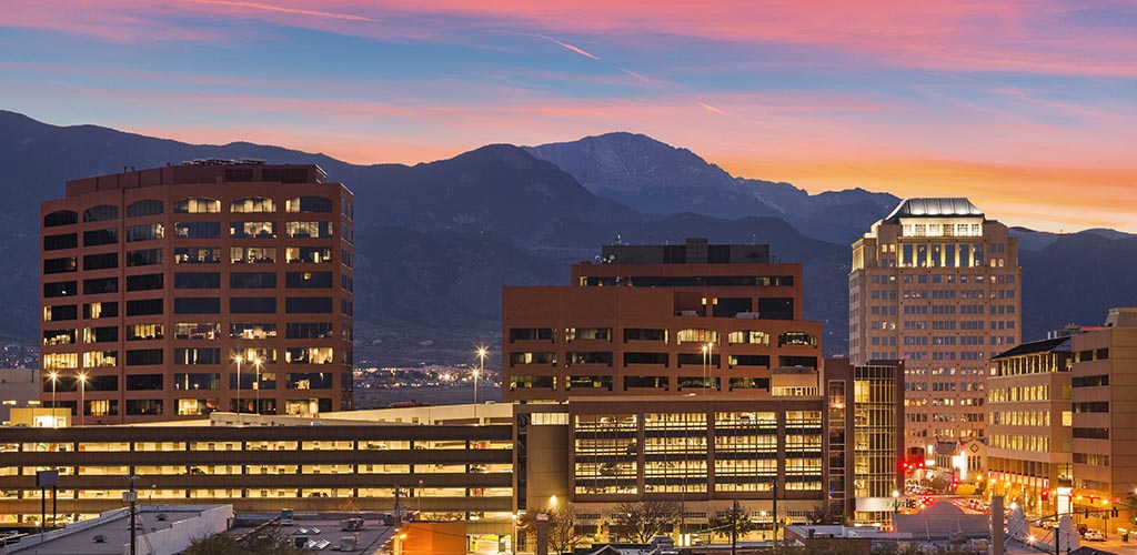 Downtown is one of the best places to find BBW in Colorado Springs Colorado