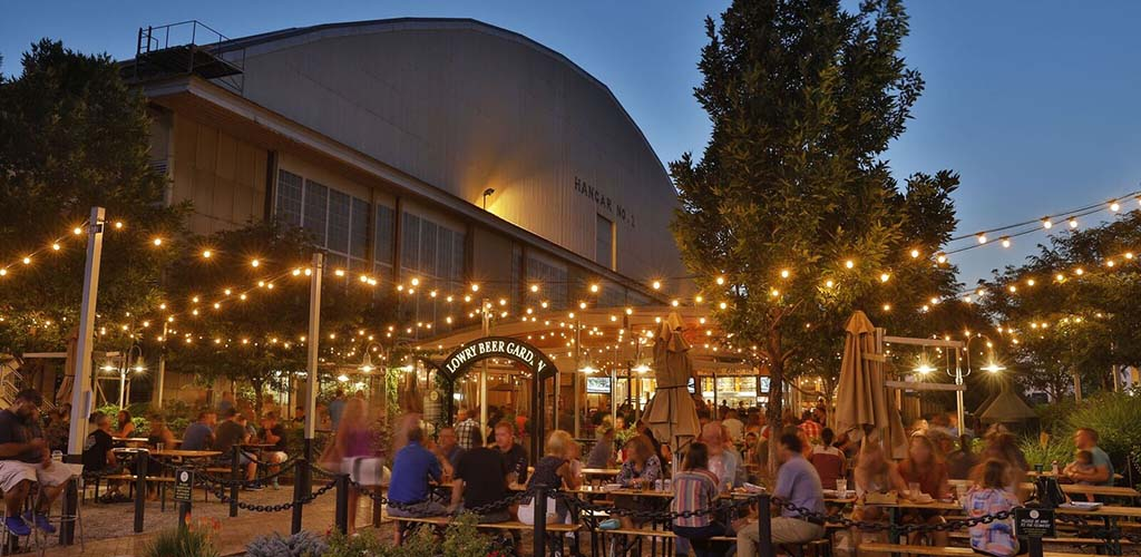 Lowry Beer Garden is the best bar to get laid in Aurora