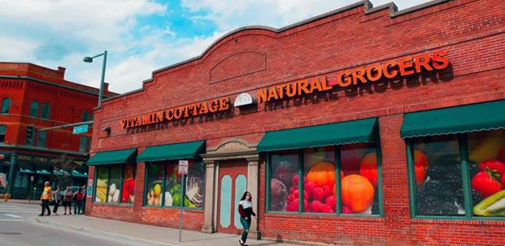 Natural Grocers is a health food lovers' spot to find Aurora hookups