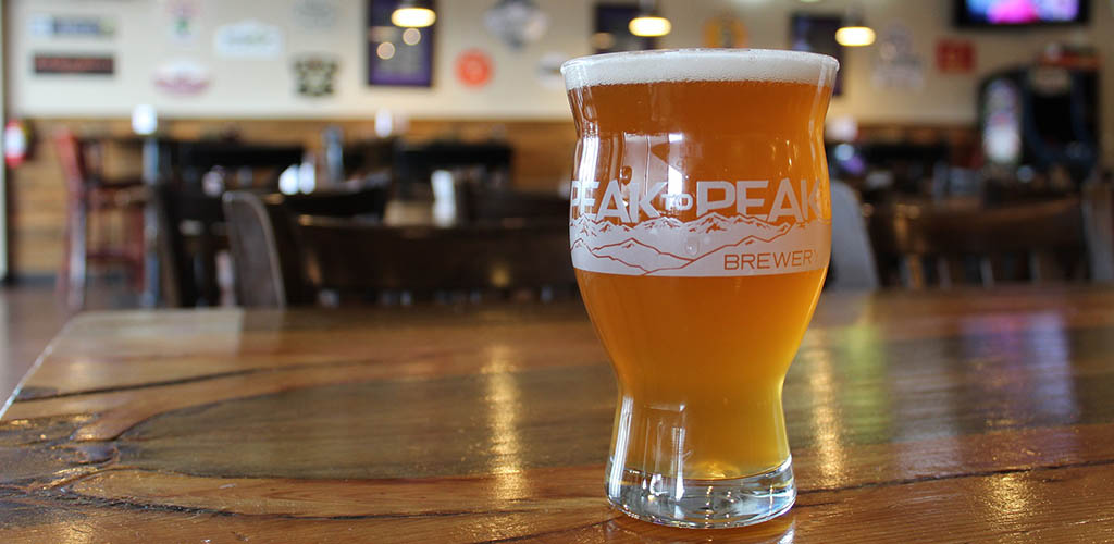 Peak To Peak is a great place for beer, trivia and Aurora hookups