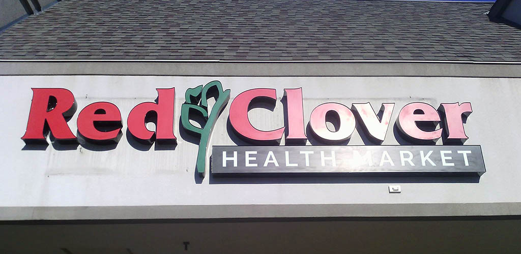 Get healthy and find Irvine hookups at Red Clover Market