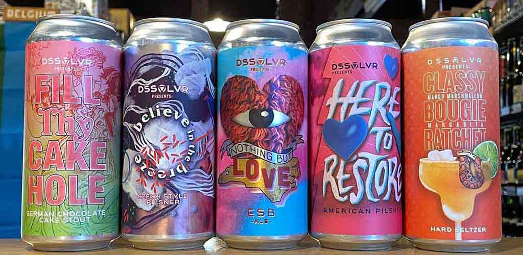New brews from Tasty Beverage Company