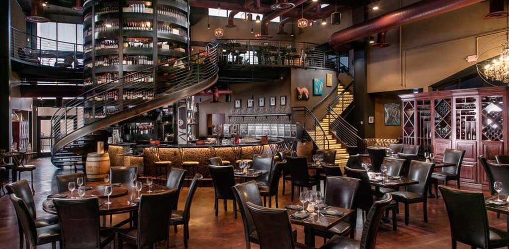 The Funky Door Bistro and Wine Room is an upscale spot where you'll get laid in Lubbock