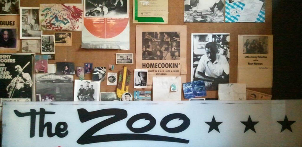 Soak up live music and history at the best bar to get laid in Lincoln: The Zoo Bar