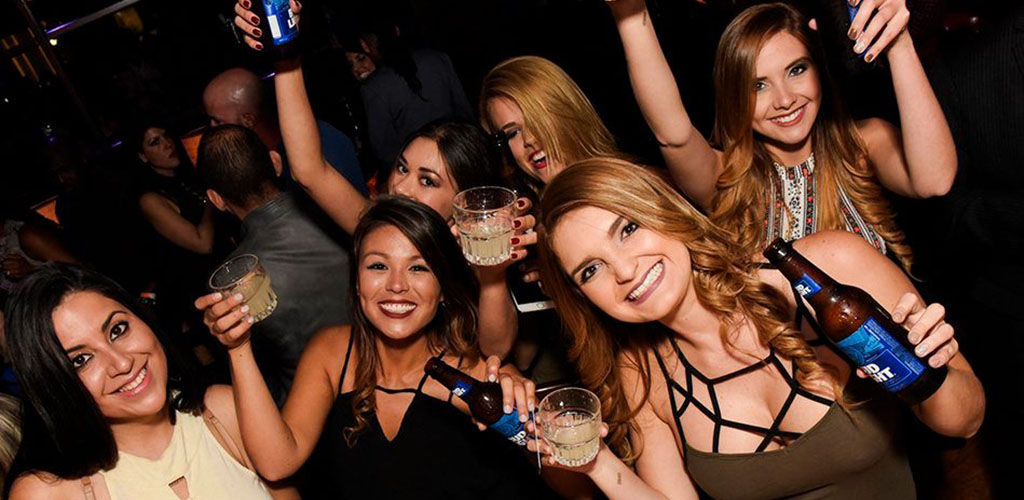 The Blue Martini is a first date place of choice for singles looking for Henderson hookups