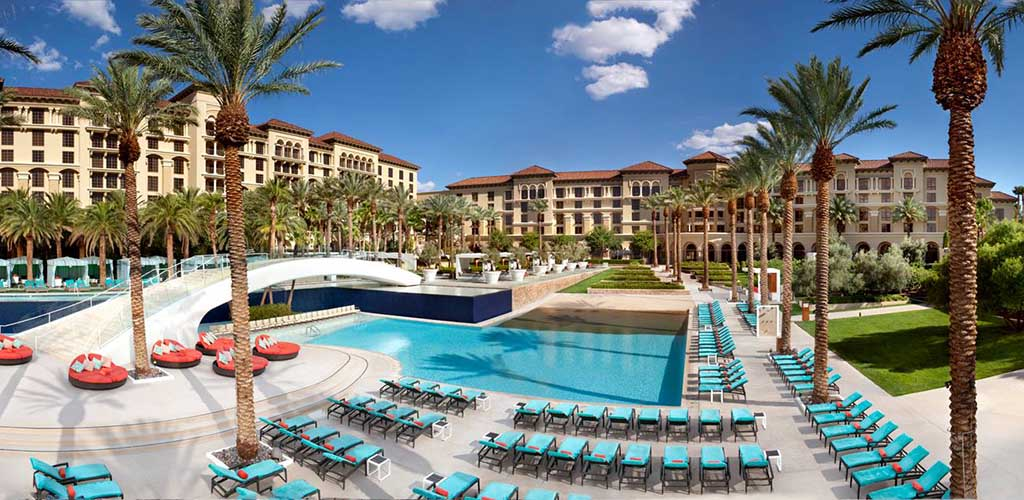 Green Valley Ranch Resort, Spa and Casino is where you can score big and get laid in Henderson