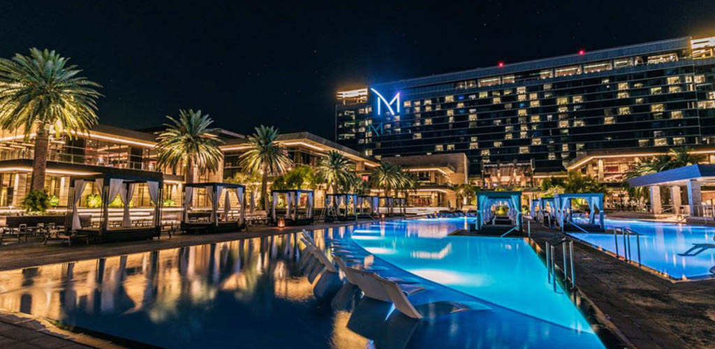 The M Resort has the best bars to get laid in Henderson