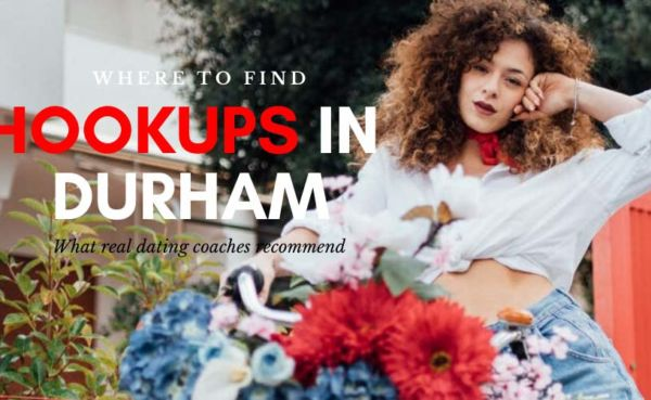 A beautiful lady looking for hookups in Durham