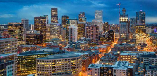 Evening hotspots where BBW in Denver Colorado hang out