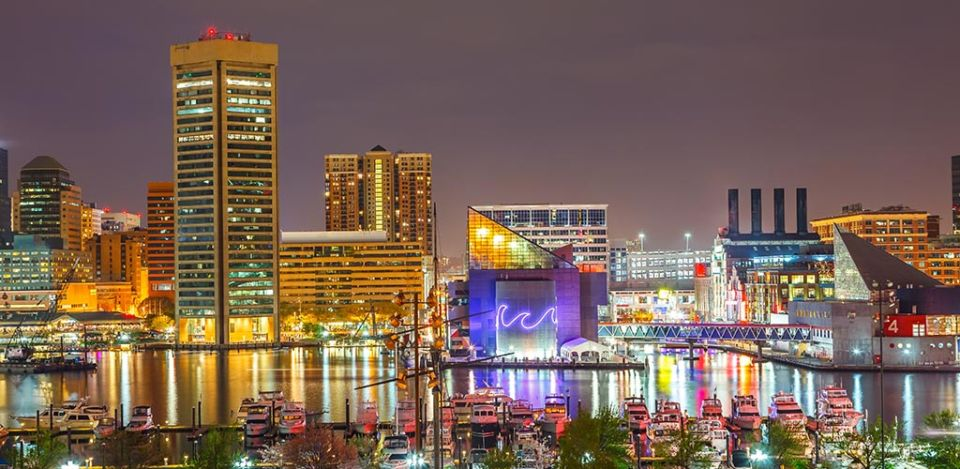 Seaside spots to find BBW in Baltimore Maryland