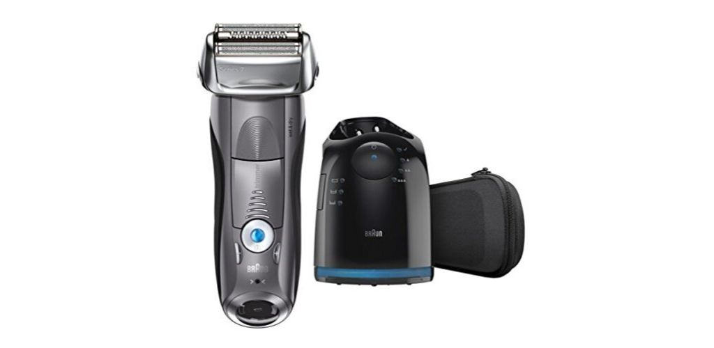 Series 7 790cc-4 Electric Foil Shaver