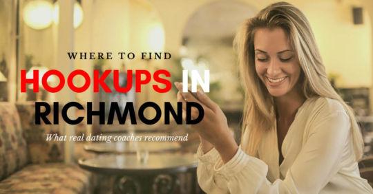 A classy older woman seeking Richmond hookups