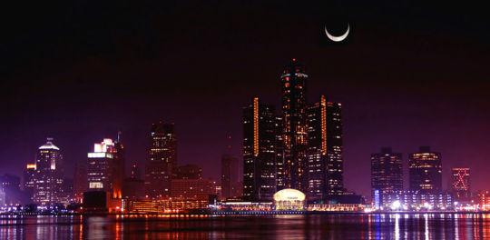 Evening hotspots to find BBW in Detroit Michigan