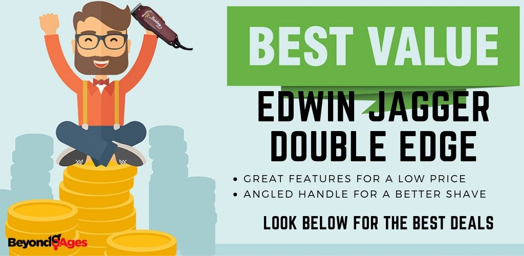 Edwin Jagger Double Edge