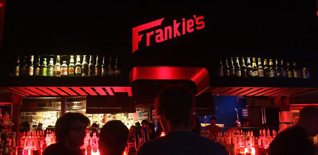 Frankies Inner City is the best music bar to get laid in Toledo