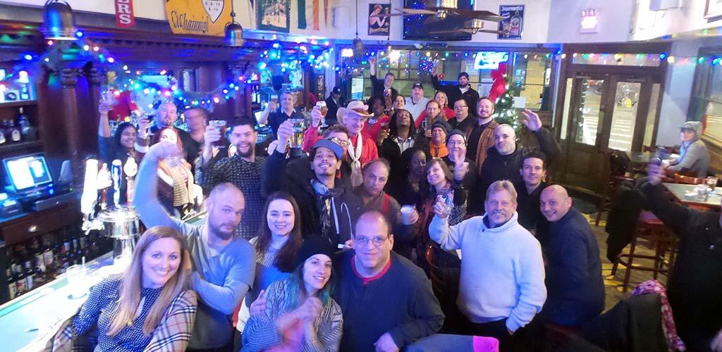 Hit Kilkenny Alehouse to find plenty of Newark hookups