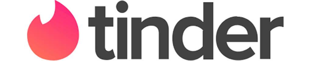 Logo for popular hookup app Tinder