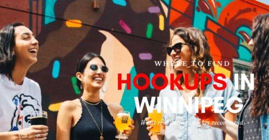 Single ladies holding drinks outside searching for hookups in Winnipeg