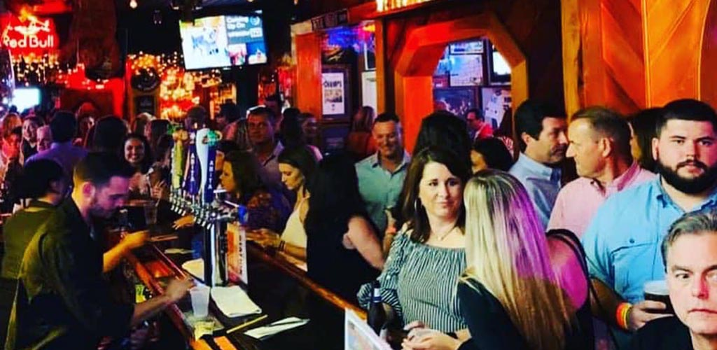 The Station Sports Bar & Grill is the best sports bar to get laid in Baton Rouge