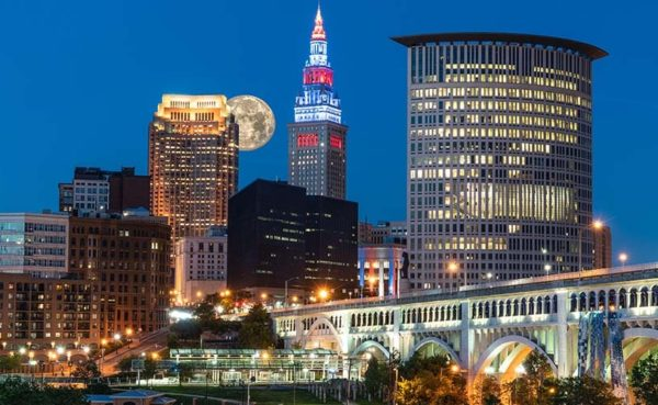 Cool places to meet BBW in Cleveland Ohio