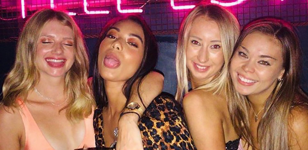 Sexy ladies looking for Birmingham hookups at Be at One Bar