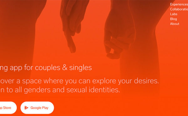 Field Dating App Homepage