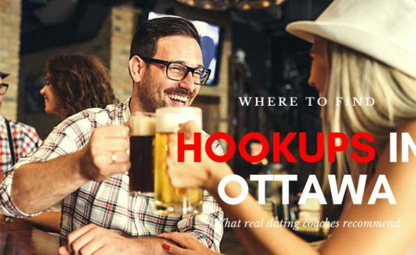 Looking for hookups in Ottawa at a pub