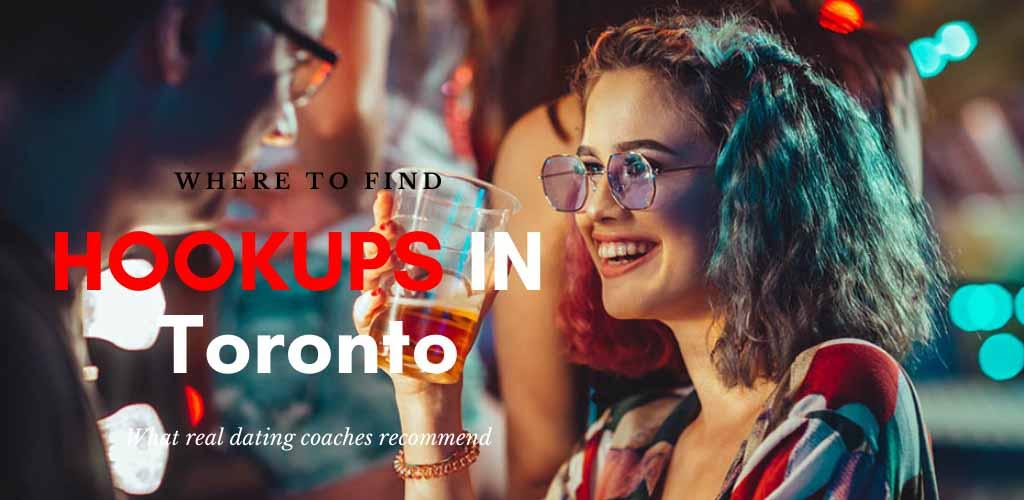 Girl looking for Toronto hookups at a bar