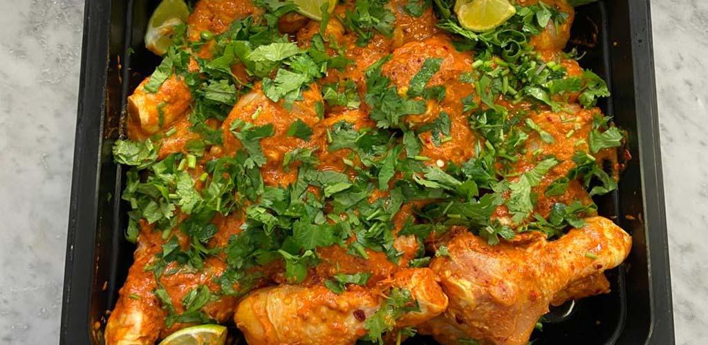 Chicken tikka masala from Masa Bazaar