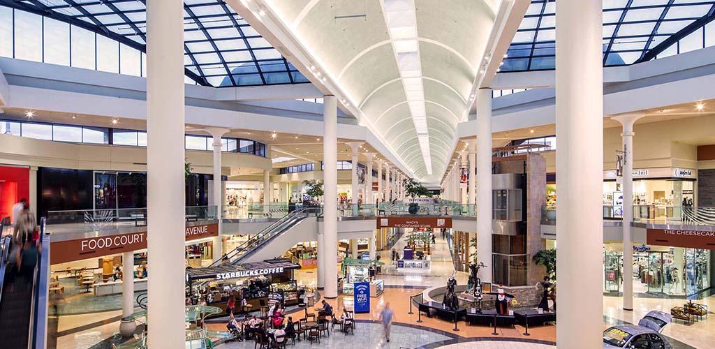 Inside Tucson Mall